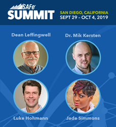 Keynote lineup for 2019 Global SAFe Summit