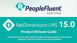 PeopleFluent has released version 15.0 of its multi-award-winning Learning Management System (LMS)
