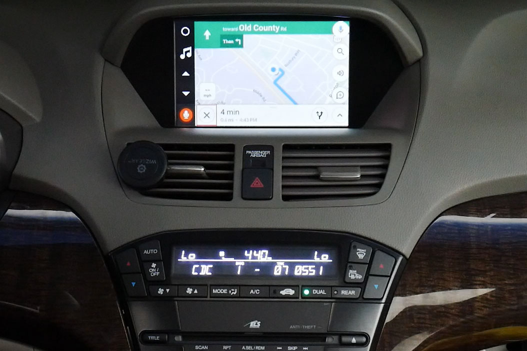 GROM Audio Announces aftermarket VLine Infotainment and
