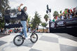 Monster Energy's Kevin Peraza Wins Best Trick Event with Never-Been-Done 180 Backflip Tailwhip over a spine at the Vans Pro Cup
