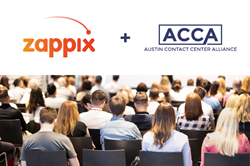 Zappix Partners with Austin Contact Center Alliance to Deliver On-Demand Service to Attendees