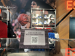 PUMA basketball shoes are displayed and tagged with unique QR codes. Customers scan the codes to experience AR scenarios -- with each shoe style sharing its own individual story.