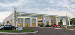 Elgin Volkswagen dealership front