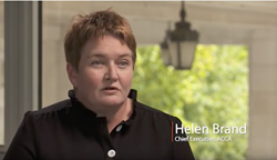 "Helen Brand, ACCA chief executive, in Episode Two of ""Ethics in Business: In Their Own Words"""