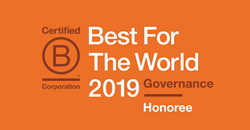 "Casebook PBC is an honoree of the ""Best For The World"" 2019 for governance."