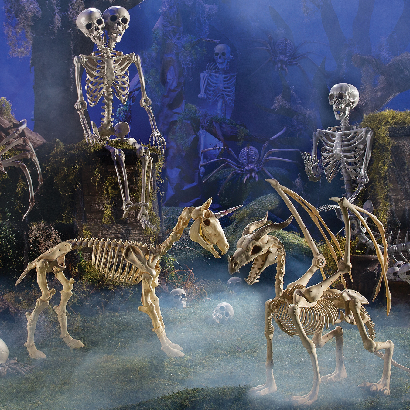 Oriental Trading Company Hosts Get Your Skeletons Out Of
