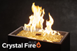 New Crystal Fire® Plus Burner Technology Provides Safety and Convenience Upgrades