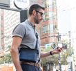 Marqui Crossbody Pouch—keeps iPhone close at hand