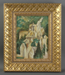 Circa 1909, Georges Braque, L'Eglise de Carrieres-Saint-Denis, oil on canvas, signed G. Braque verso