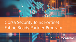 Corsa Security partners with Fortinet