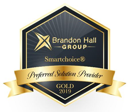 Brandon Hall Group Smartchoice Preferred Provider 2019 Gold