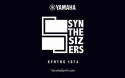 Yamaha Synths 45th Anniversary with video stream New Products & Performances