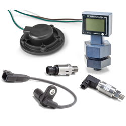 SSI Technologies automotive and industrial sensors