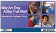HRDQ to Host Free Webinar 'Why Are They Acting That Way? Training on Personal Styles'