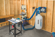 Rockler Introduces Powerful Dust Collector That Won't Hog Floor Space