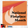 Home is Where the Hearth is for National Fireplace Month