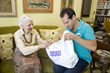 DOROT Celebrates Intergenerational Rosh Hashanah Package Delivery