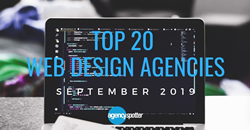 Top 20 Web Design Marketing Agencies Report