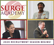 Recruitment for the 2020 Kansas City Surge Academy begins