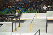 Monster Energy's Nyjah Huston Takes First Place at the 2019 SLS World Championship in São Paulo