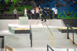 Monster Energy's Matt Berger Competed in Street League Skateboarding World Championships in Sao Paulo, Brazil