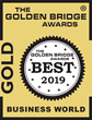 Workspend is a Gold Winner in the 11th Annual 2019 Golden Bridge Awards®
