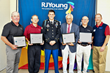 RJ Young Receives Department of Defense Patriotic Employer Award