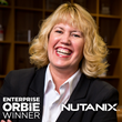 Enterprise ORBIE Winner, Wendy M. Pfeiffer of Nutanix