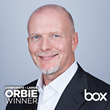 Large Corporate ORBIE Winner, Paul Chapman of Box
