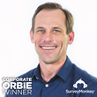Corporate ORBIE Winner, Eric Johnson of SurveyMonkey (Former CIO, Talend)