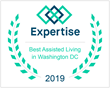 Chevy Chase House Wins 2019 Expertise Best Assisted Living in Washington DC Award