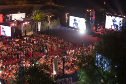 Central Holidays orchestrates mega gala evening event for WSB incentive travel group in Jerusalem