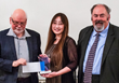 Foresight Institute Awards 2019 Feynman Prizes in Nanotechnology to Qian, Galli; awards presented by Nobelist, Sir Fraser Stoddart.