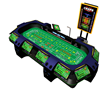 Aruze Gaming's Roll To Win Craps