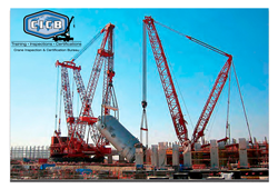 NCCCO Certifications for Lattice Crawler Cranes