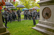 Home Repair CEO Tony Silva Speaks About Mentorship at West Point Military Academy Cemetery