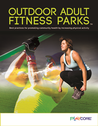 Cover of Outdoor Adult Fitness Parks book