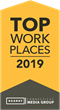 Onward Search Named a Top Workplace by Hearst Connecticut Media Group