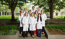Entire Dental Team At Dental Partners of Boston
