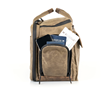 Air Duffel — size pocket ideal for quick access to travel documents