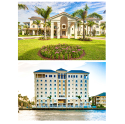 The Meridian at Boca Raton & The Meridian at Waterways