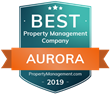 PropertyManagement.com Names Best Property Management Companies in Aurora, CO for 2019