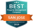 PropertyManagement.com Names Best Property Management Companies in San Jose, CA for 2019