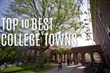 Livability.com Releases Annual Ranking of the 10 Best College Towns in America