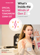 Jeff Bezos, Move Over: Gen Z is Driven by World Change and Innovation... But is Consumed by Mental Health and Job Worries, Says Girls With Impacts Special Gen Z Report