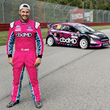 cbdMD Auctions Rallycross Driver Steve Arpin's Fire Suit to Benefit Breast Cancer Research