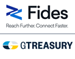 Fides and GTreasury Announce Global Bank Connectivity Partnership