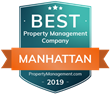 PropertyManagement.com Names Best Property Management Companies in Manhattan, NY for 2019