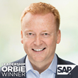 Leadership ORBIE Winner, Michael Golz of SAP America, Inc.