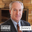 Enterprise ORBIE Winner, Robert Thielmann of Janney Montgomery Scott LLC